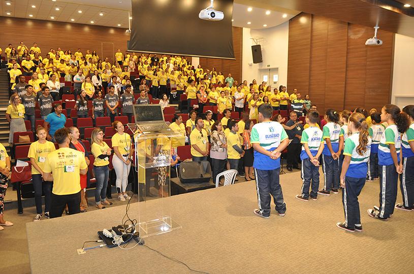 Eusébio realiza a VI Conferência Municipal dos Direitos da Criança e do Adolescente