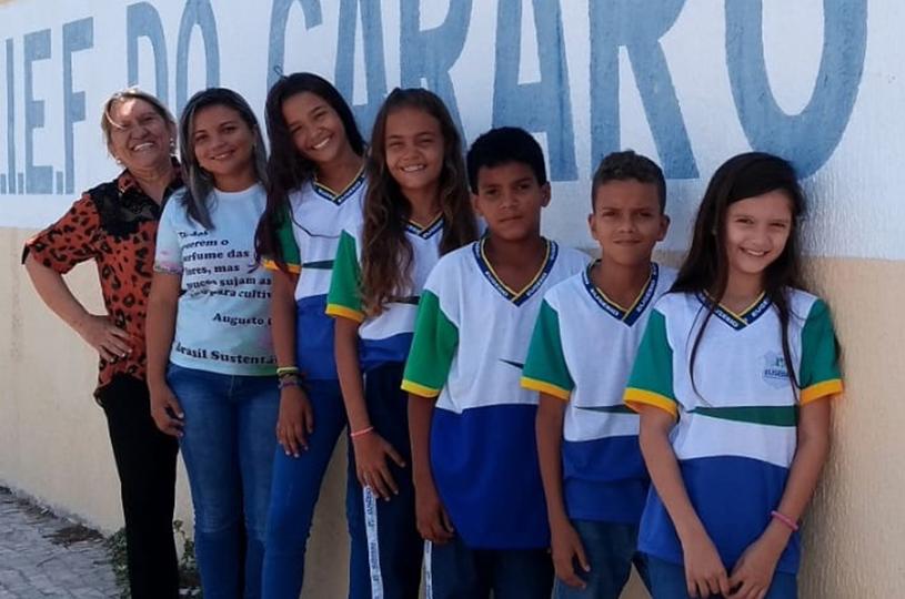 Eusébio realiza a certificação do Programa Peteca 2018