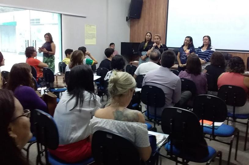 Eusébio realiza o seminário 'Por uma Infância sem Racismo'