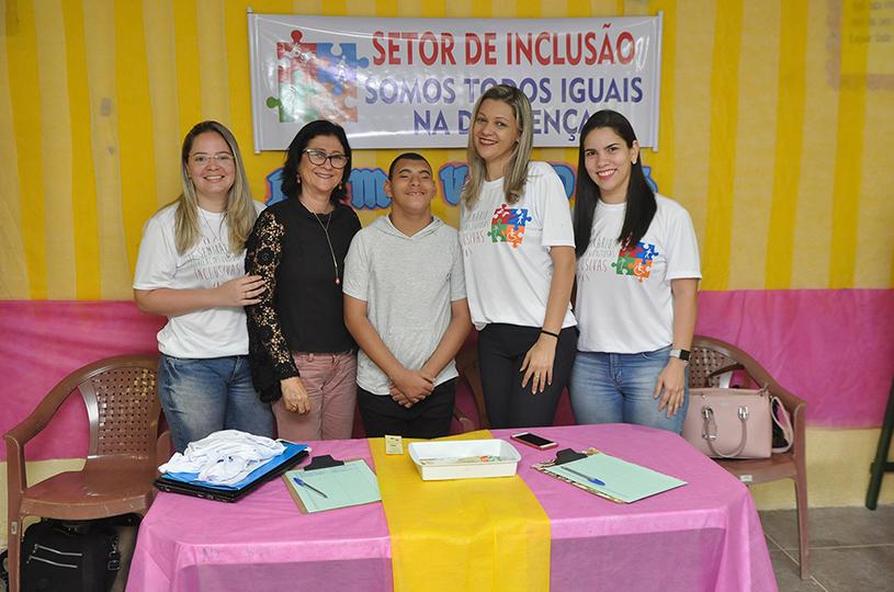 Eusébio realiza II Seminário de Experiências Exitosas Inclusivas