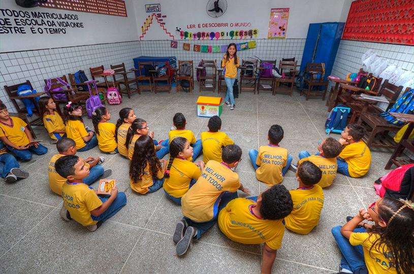 Eusébio anuncia calendário de matrículas das escolas da Rede Municipal de Ensino