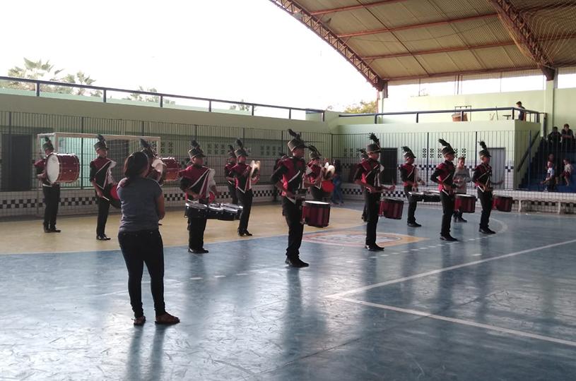 Eusébio realiza o Festival Municipal de Bandas Escolares