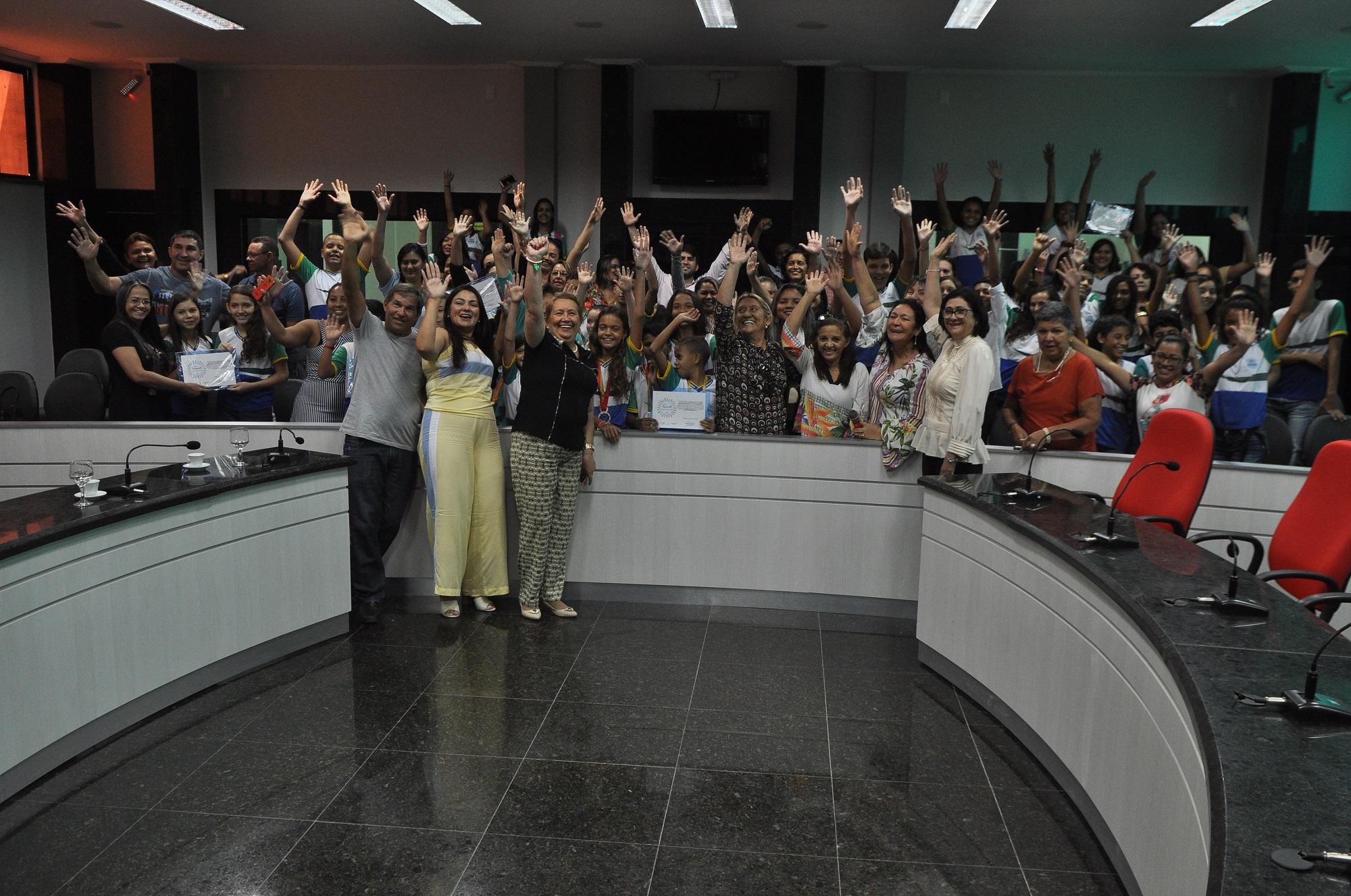 Eusébio certifica vencedores do Prêmio Peteca 2018 de combate ao trabalho infantil
