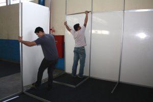 Eusébio terá curso gratuito  para montadores de estandes