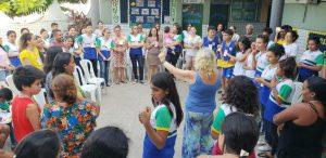 Eusébio realiza Rodas de Conversas para fortalecer o papel da família na formação cidadã