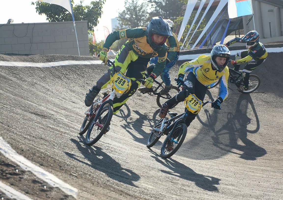 Eusébio fica em terceiro no Ranking  do Bicicross Cearense de 2018