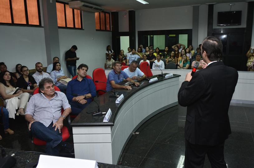 Apresentada a versão preliminar do projeto do Plano Diretor Participativo de Eusébio