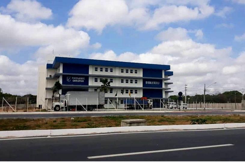 Faculdade de Direito Christus-Eusébio em fase final de implantação
