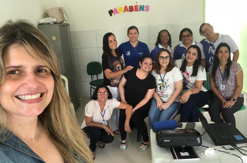 NASF Lagoinha adere a campanha Janeiro Branco