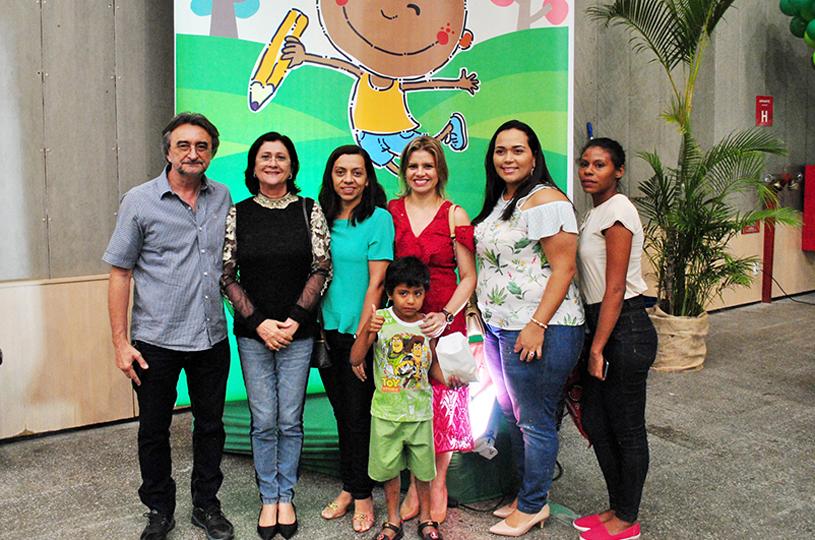 Cartão Mais Infância valida 193 famílias em Eusébio para receber benefícios