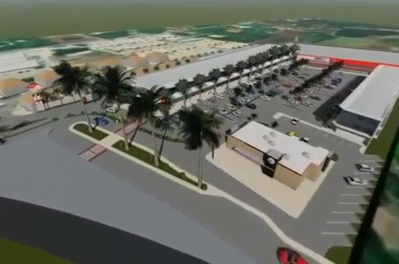 Eusébio vai ganhar um novo shopping center de R$ 180 milhões nas proximidades do Anel Viário