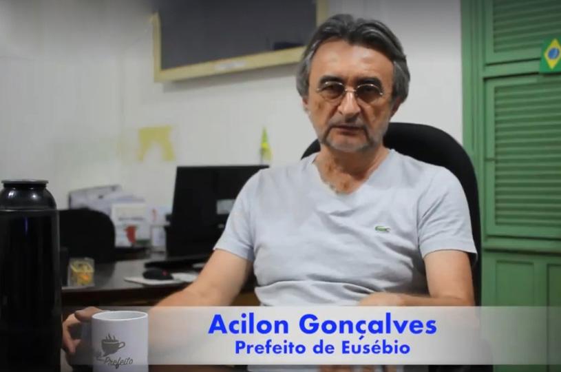 Acilon destaca ações em benefício do meio ambiente no Café com o Prefeito
