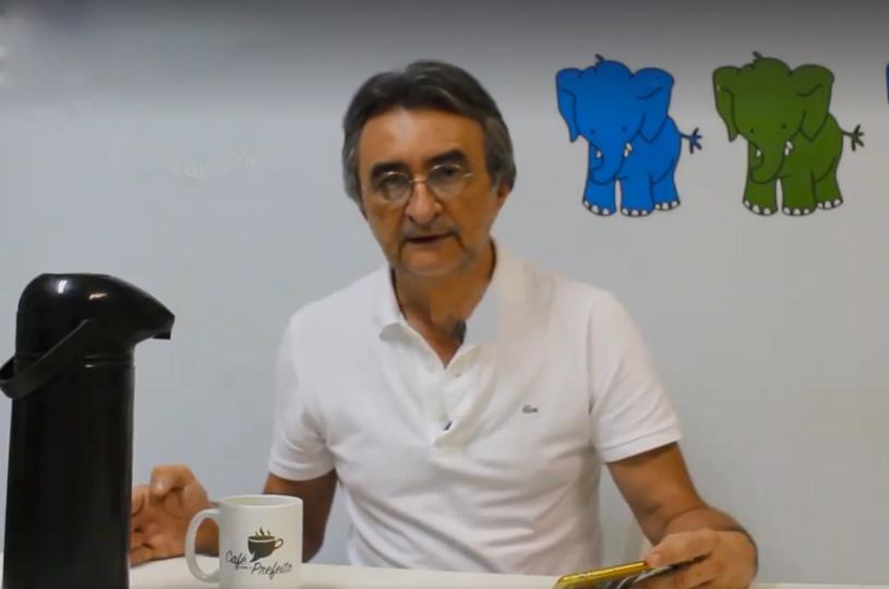 Acilon anuncia construção de nova creche no bairro Santo Antônio