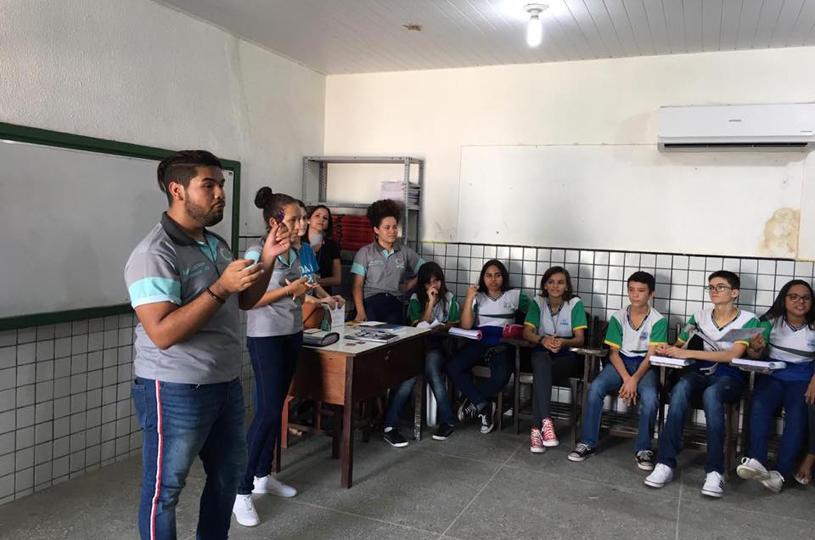 Prefeitura de Eusébio realiza semana Prevenção a Gravidez na Adolescência