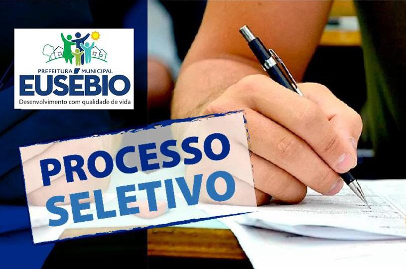 Prefeitura de Eusébio dá andamento ao novo processo seletivo