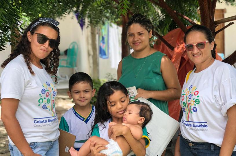 AMMA inicia ampliação da Coleta Seletiva no bairro Novo Portugal