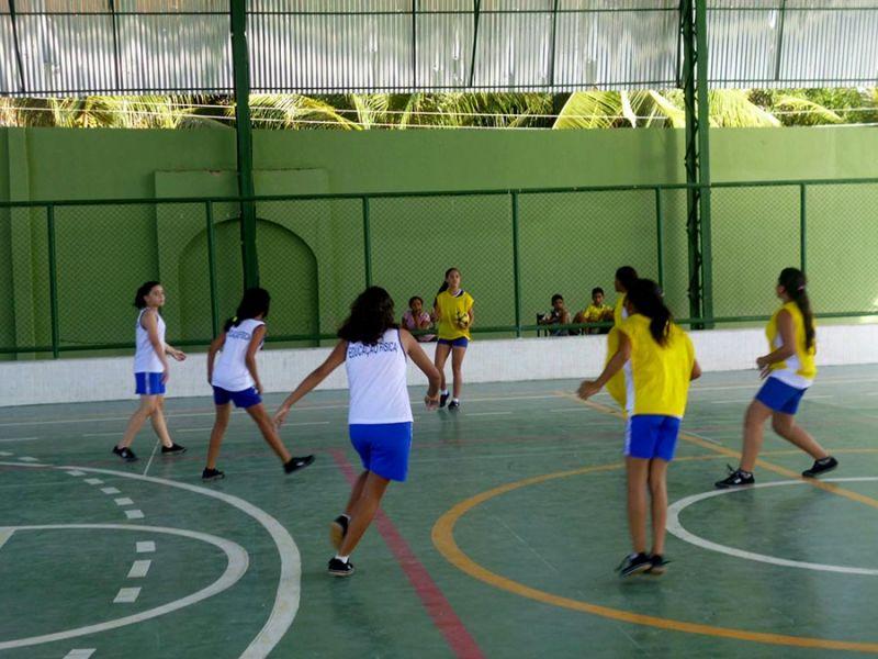 Jogos Escolares de Eusébio  acontecem de 1º a 12 de abril