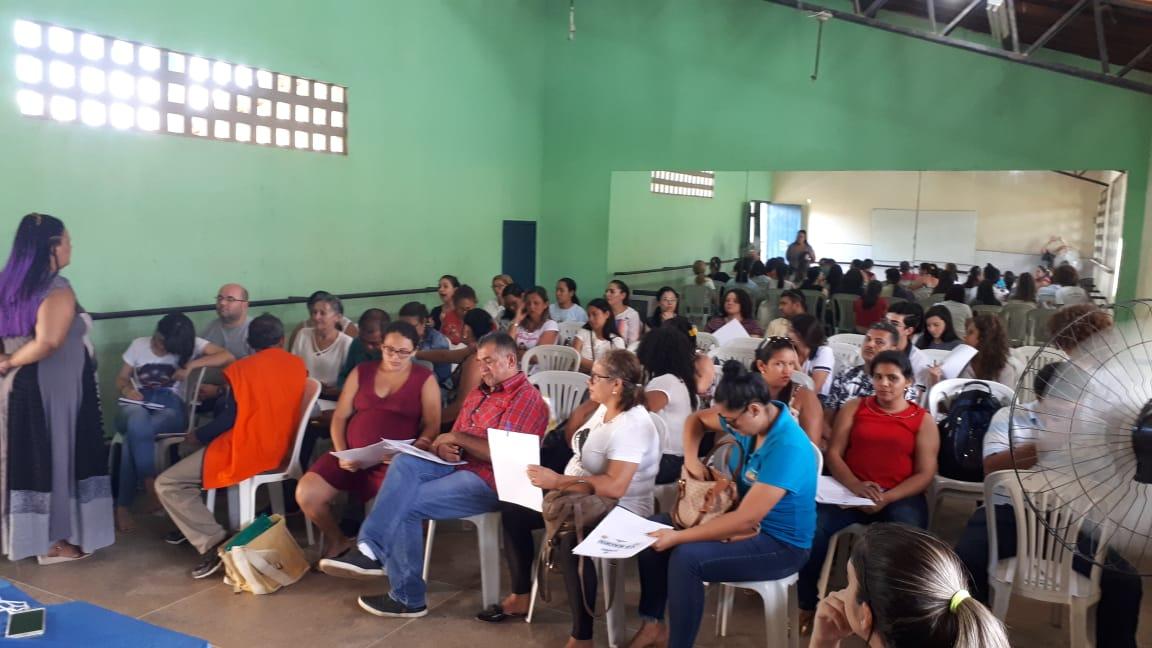 Eusébio realiza pré-conferências de  saúde com participação da população