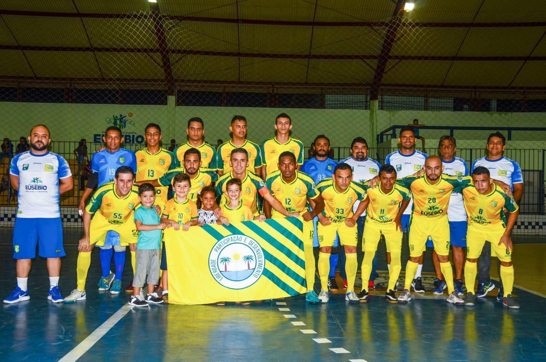 Sport Club Eusébio enfrenta o Fortaleza neste sábado pela Copa do Estado do Ceará