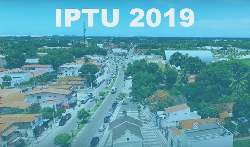 Prefeitura de Eusébio prorroga pagamento da taxa única e primeira parcela do IPTU para 10 de abril