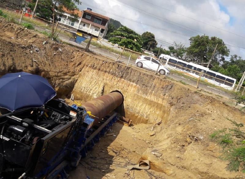 Cagece assina contrato e obra de abastecimento de água do bairro Jabuti deve ser iniciada