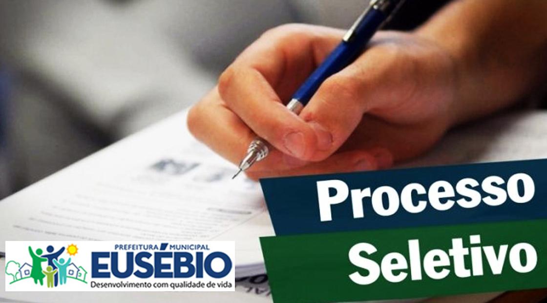 Prefeitura de Eusébio abre inscrições  para o processo seletivo nesta terça-feira