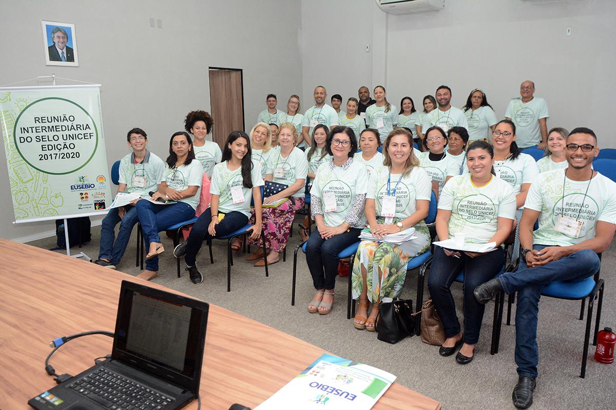 Eusébio realiza Reunião Intermediária de Acompanhamento do Selo UNICEF