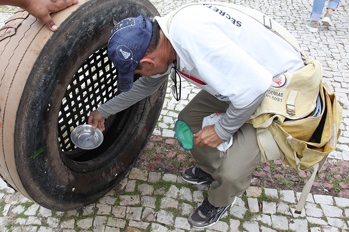 Prefeitura de Eusébio intensifica ações de combate as arboviroses no Novo Portugal