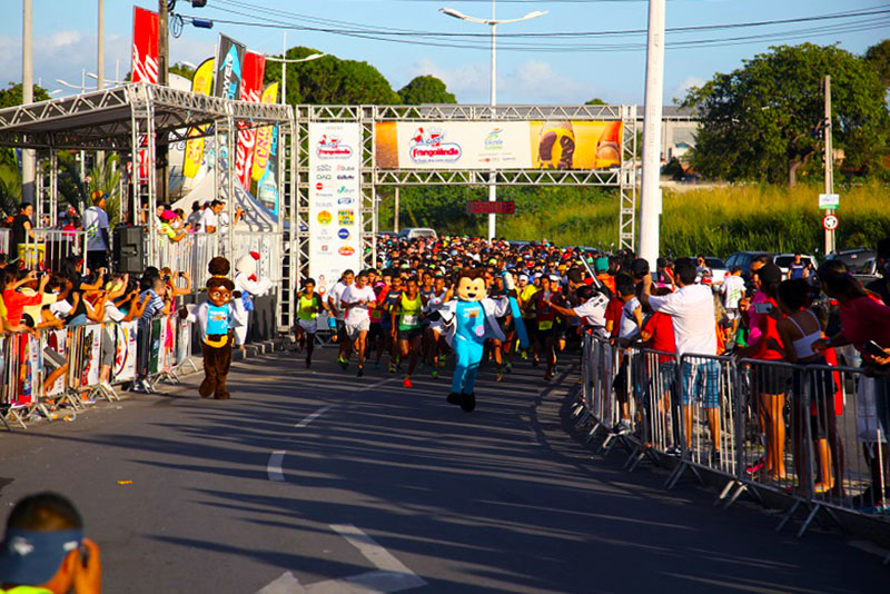 II Meia Maratona do Eusébio acontece no próximo domingo