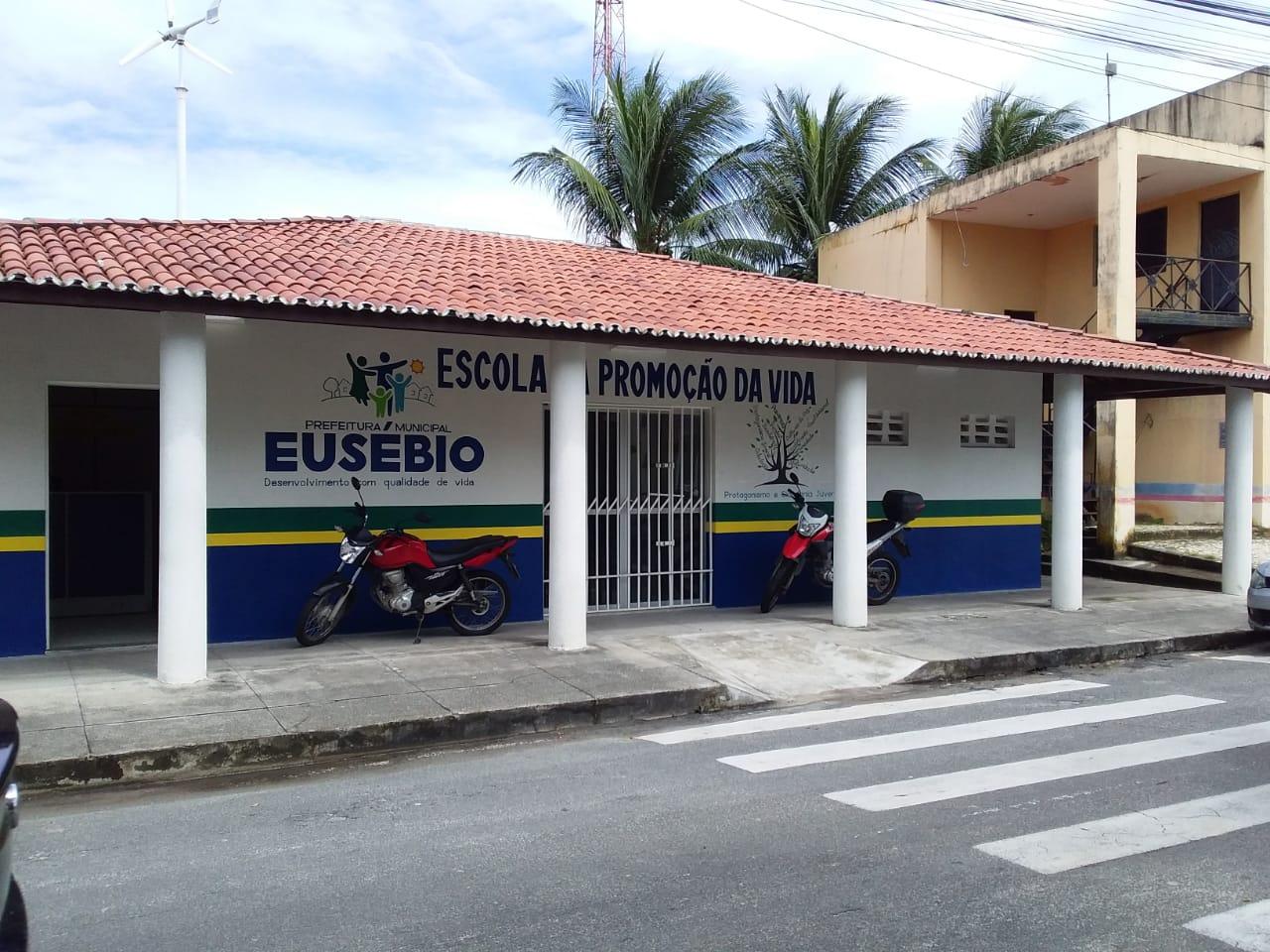 Eusébio inaugura a Escola da Promoção da Vida na próxima segunda-feira