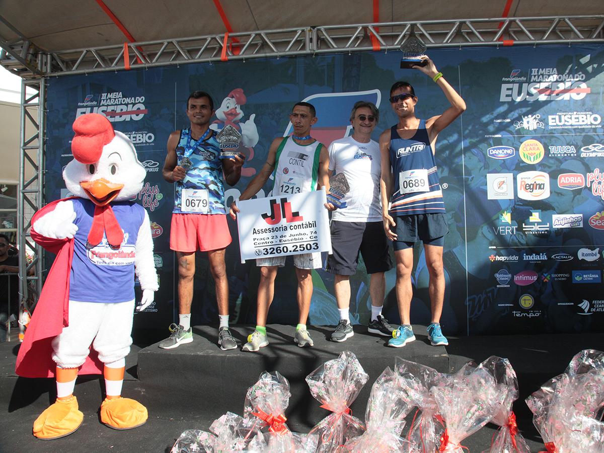 Acilon anuncia realização da I Maratona do Eusébio em 2020