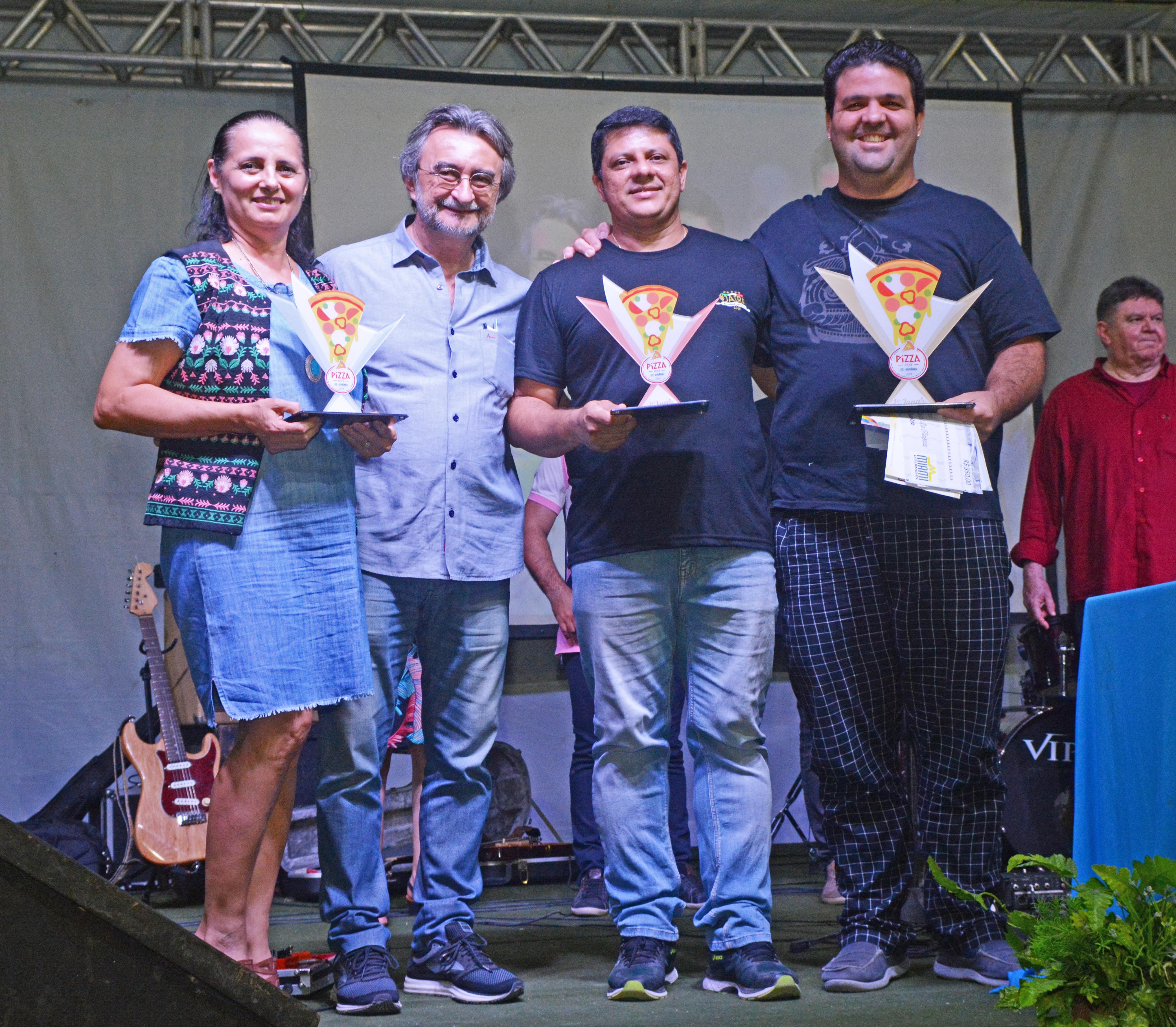 Morador de Eusébio vence o primeiro Campeonato de Pizzas do Ceará