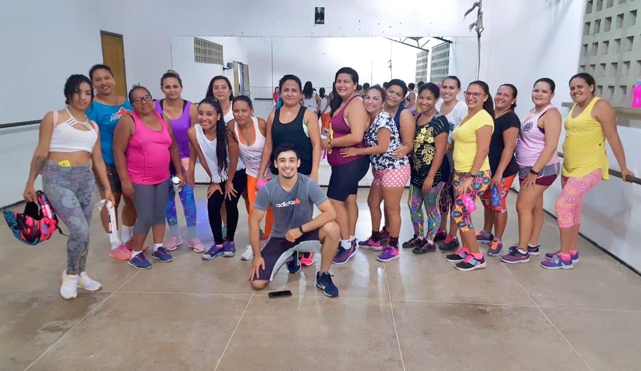 Prefeitura de Eusébio oferece treinamento funcional para a população em duas localidades