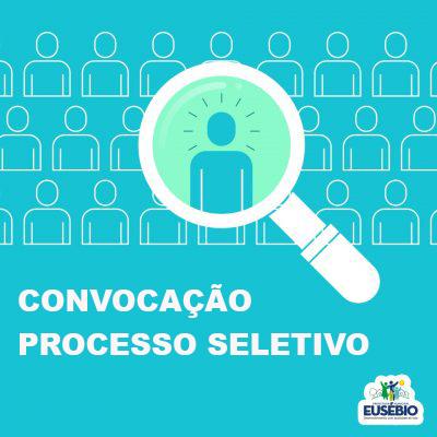 5ª CONVOCAÇÃO PROCESSO SELETIVO