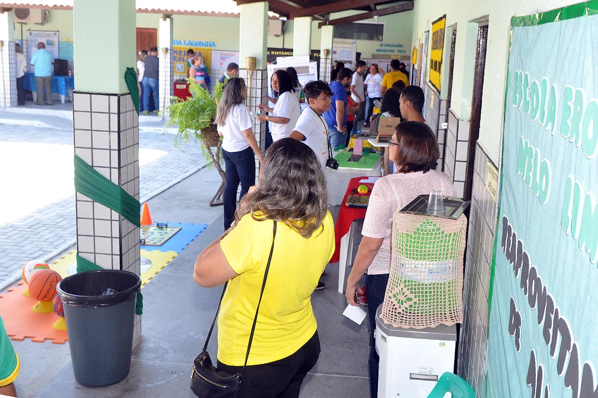 Eusébio realiza a etapa municipal da Feira Científica e Cultural nesta quinta