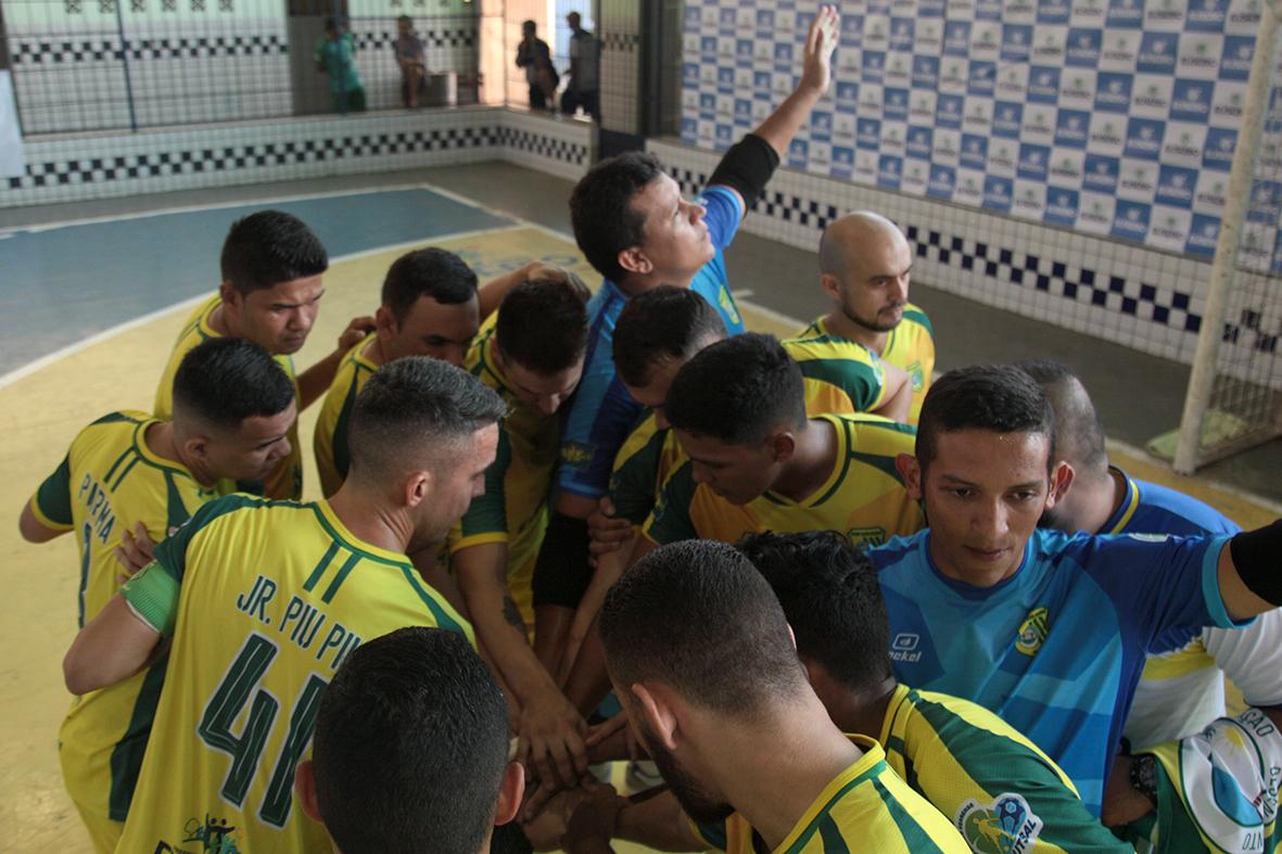 Eusébio aplica goleada de 6 a 1 no Pires Ferreira na primeira partida da semifinal