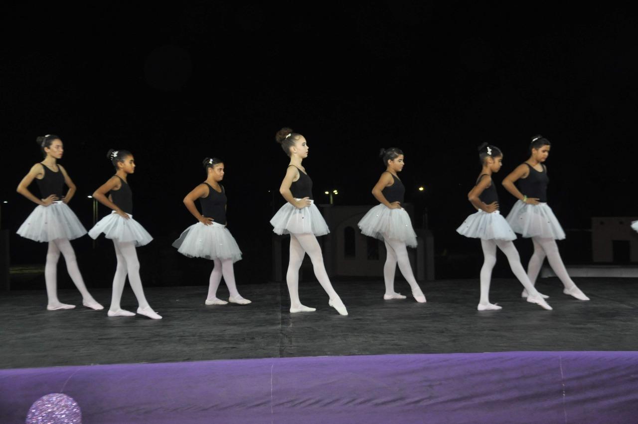 Eusébio realiza a 4ª Mostra de Dança nesta sexta-feira