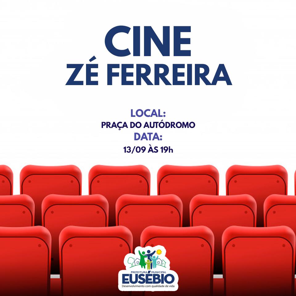 Cine Zé Ferreira acontece nesta sexta na Praça do Autódromo