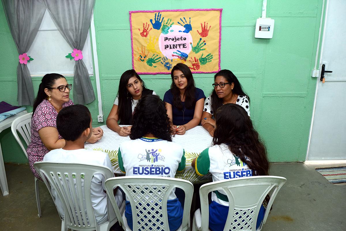 Escola Paulo Sá realiza projeto de atendimento psicológico aos alunos