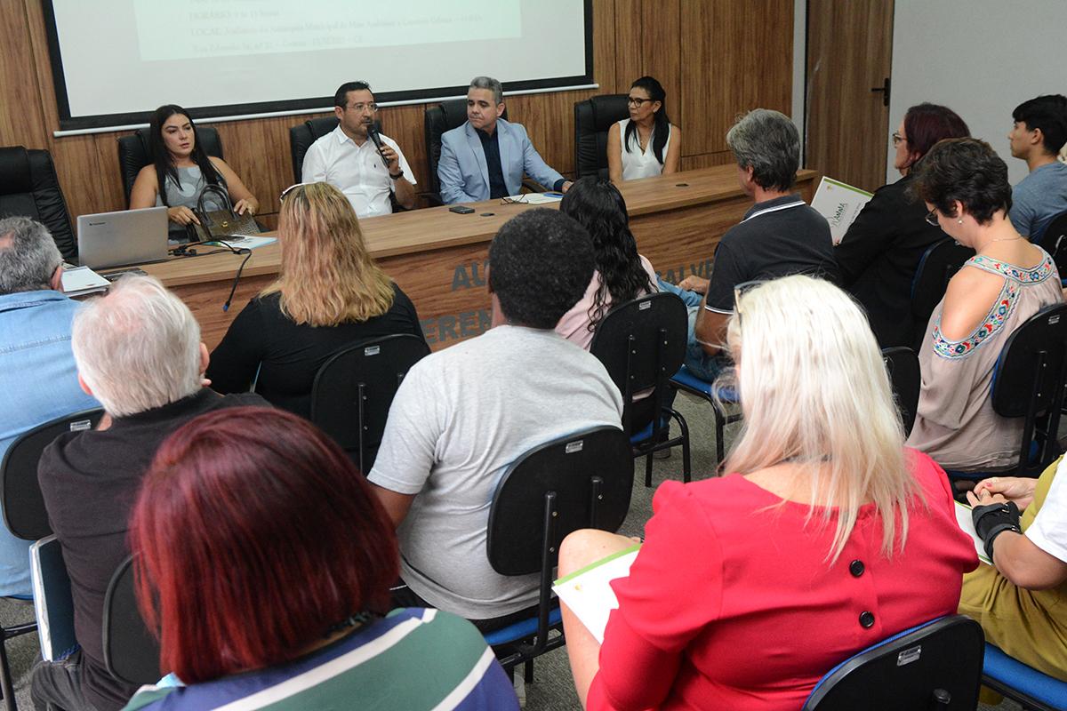 Eusébio empossa membros dos Conselhos de Defesa do Meio Ambiente e dos Direitos da Mulher