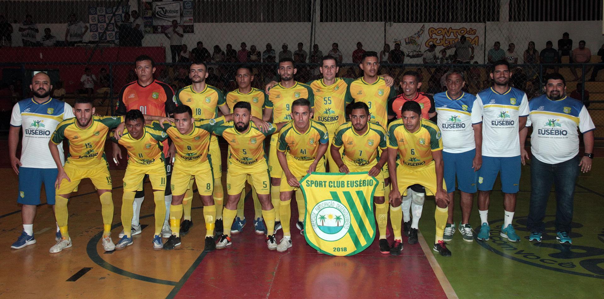 Sport Club Eusébio decidirá em casa o  Campeonato Cearense contra a equipe do Ceará