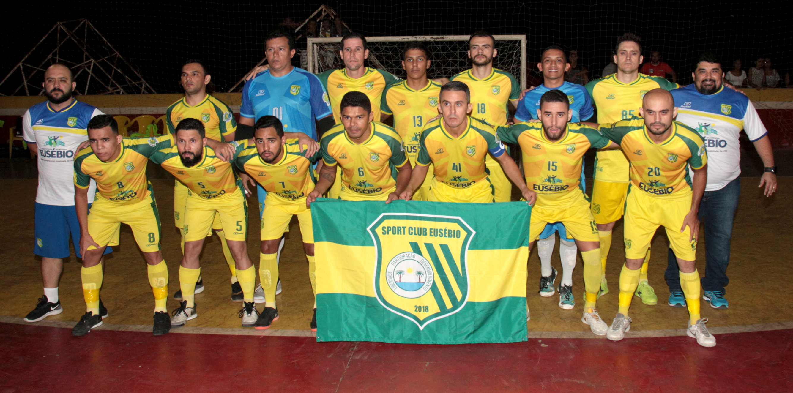 Sport Club Eusébio empata com Pires Ferreira e joga  final do segundo turno contra o Horizonte