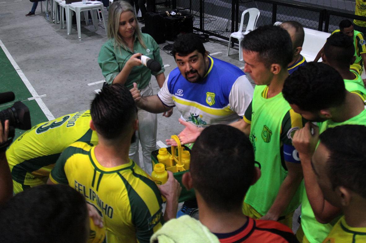 Sport Club Eusébio realiza treino de apronto para a partida final contra o Ceará neste sábado