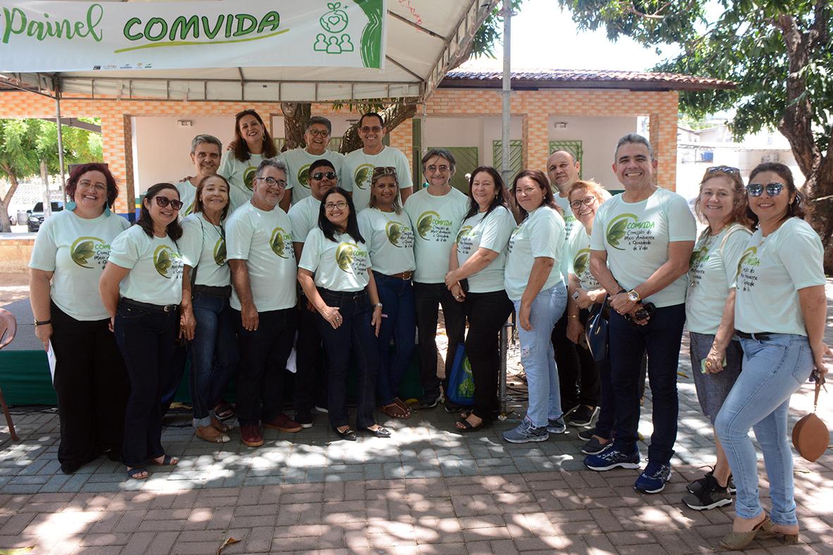 Eusébio realiza a VIII Mostra COMVIDA com participação de 25 escolas da rede municipal