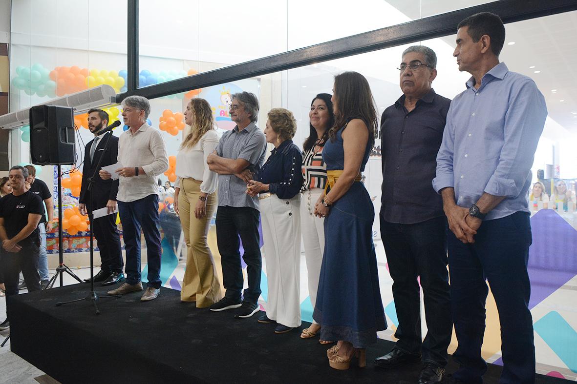 Shopping Eusébio inaugura expansão com 62 novos negócios, praça de alimentação e cinemas