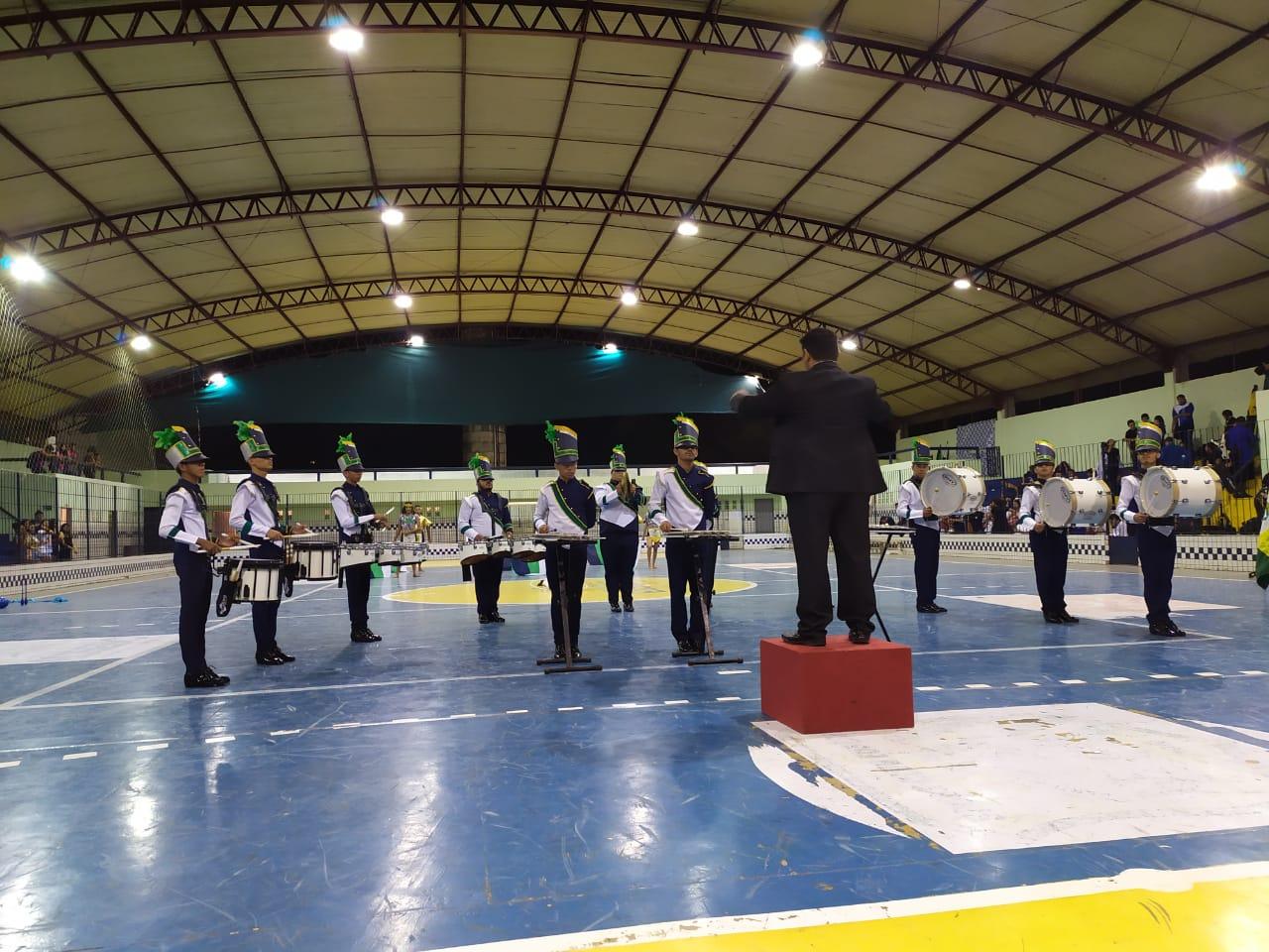 Duas bandas escolares de Eusébio estão na final do Campeonato Cearense de Bandas e Fanfarras