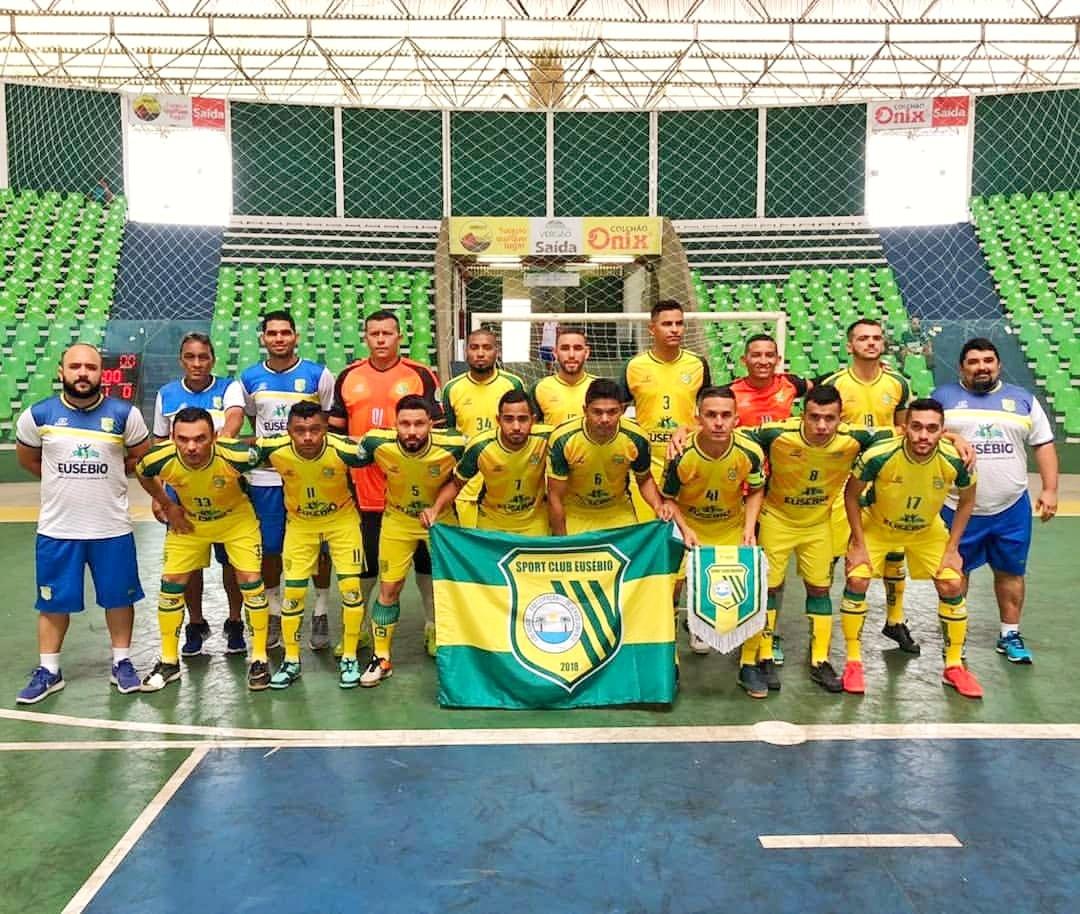 Sport Club Eusébio disputa a XV Copa do Nordeste em Teresina