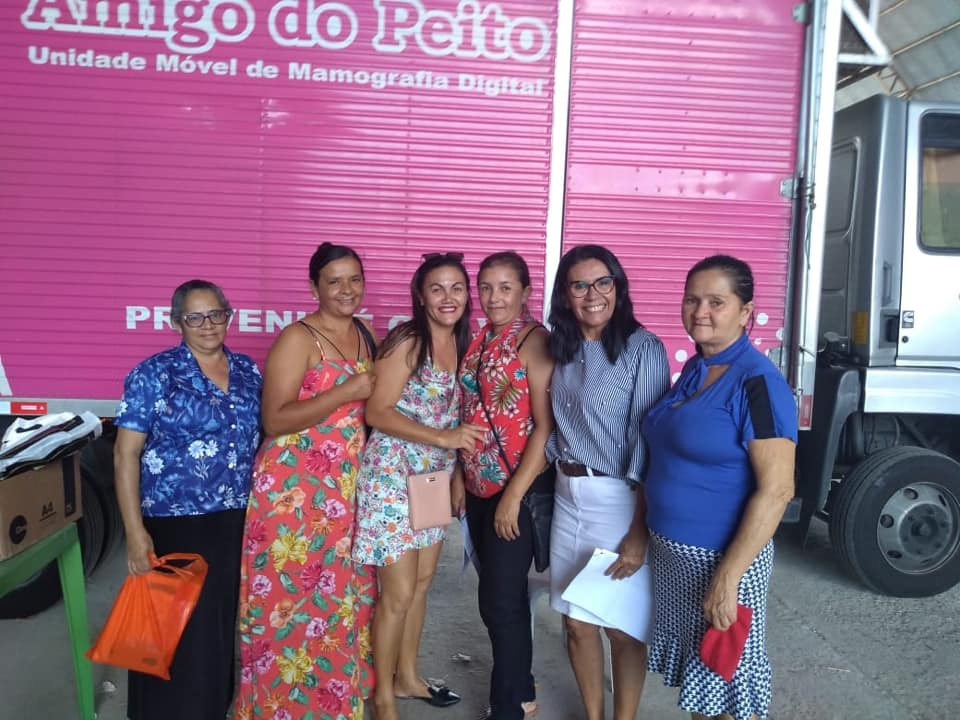 Prefeitura de Eusébio comemora resultados do Outubro Rosa