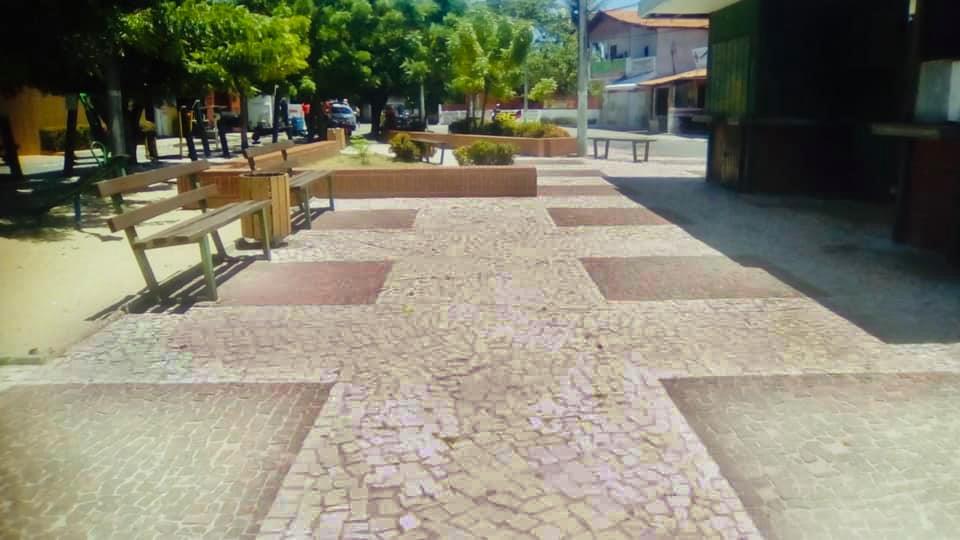Prefeitura divulga cronograma dos serviços de  limpeza e manutenção das praças em novembro