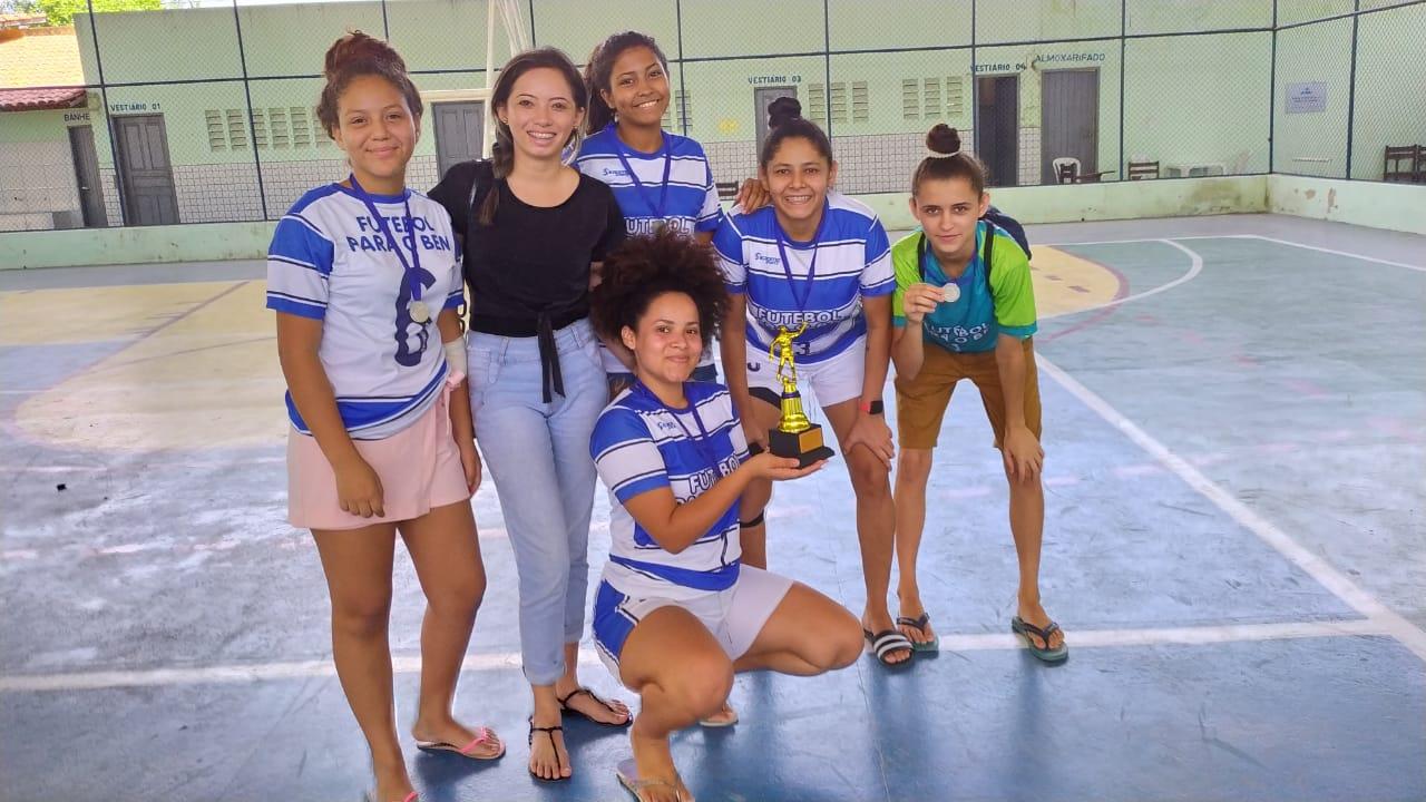 Escolas Evandro Ayres e Paulo Sá vencem III Torneio de Futsal de Bandas Escolares